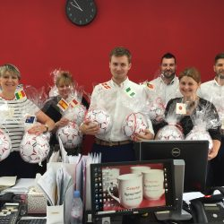 The Caraires World Cup…it nearly came home!